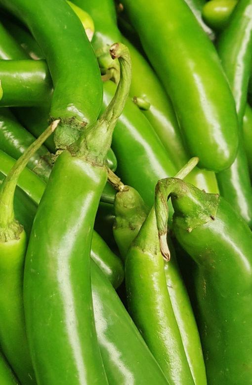 Serrano Pepper Seeds