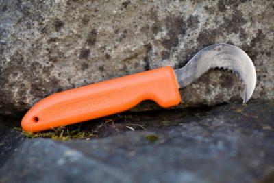 Curved Hook Knife