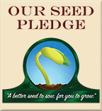 Our Seed Pledge